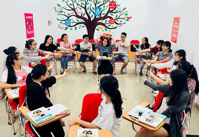 Đào tạo tiếng anh - luyện thi IELTS -TOEFL