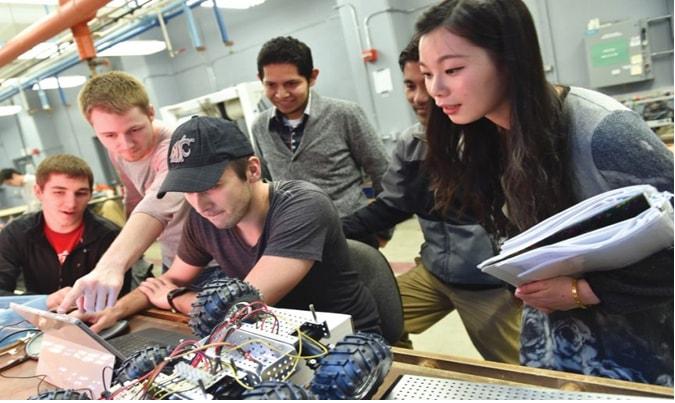 Tìm hiểu trường đào tạo về kỹ thuật tại Hàn Quốc- Trường cao đẳng  kỹ thuật Inha