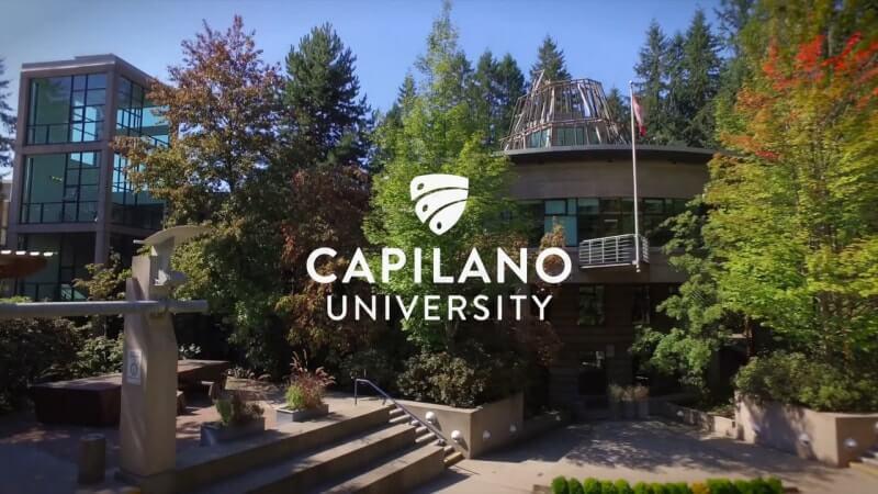 ĐẠI HỌC CAPILANO TẠI VANCOUVER - CANADA