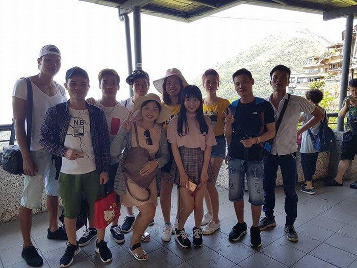 Chi phí du học Đài Loan