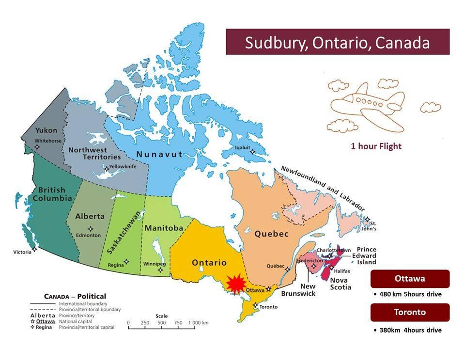 HỌC TẬP TẠI CAMBRIAN COLLEGE VÀ CƠ HỘI ĐỊNH CƯ TẠI CANADA