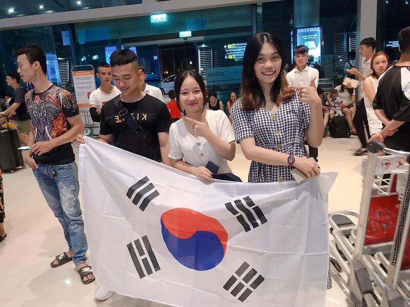 Học tiếng Hàn tại Kiến An Hải phòng