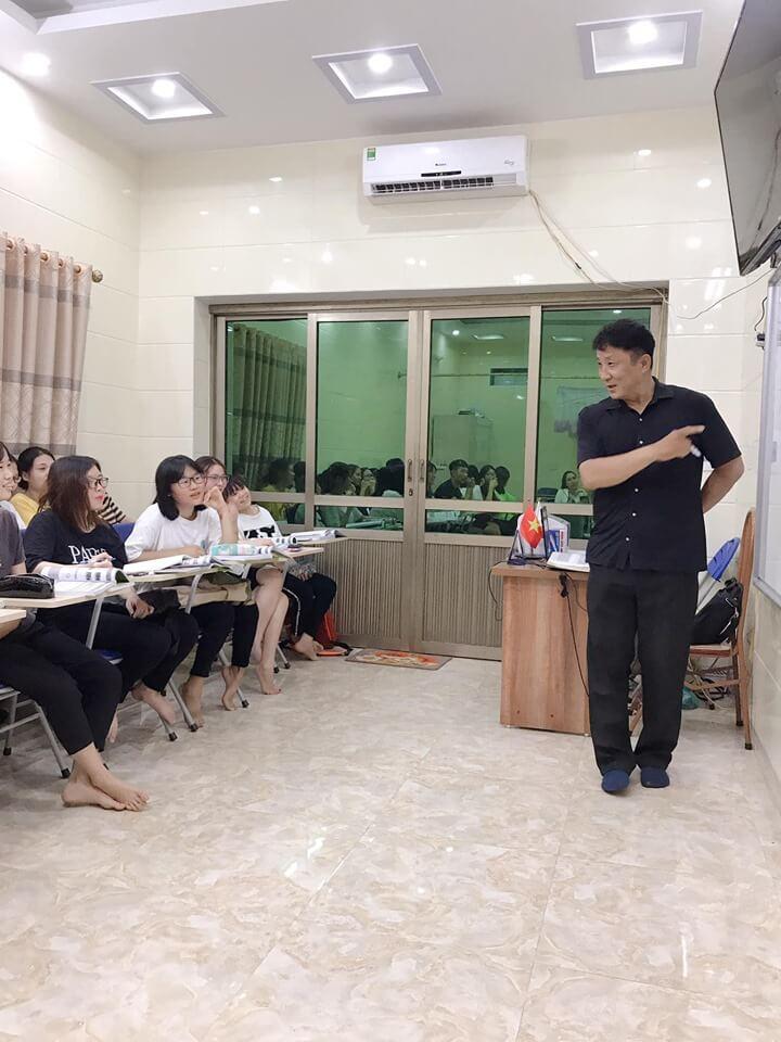 Học tiếng Hàn uy tín tại Nam Định