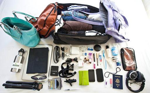 Chuẩn bị hành lý trước khi du học Úc
