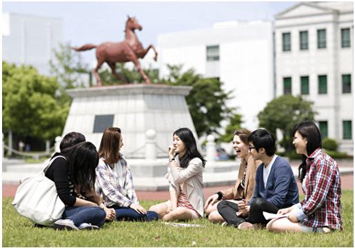 du học Hàn Quốc trường Đại học Cheju Halla