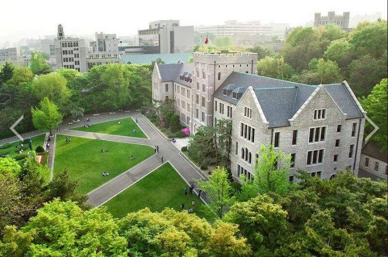 Du học Hàn Quốc trường đại học Korea