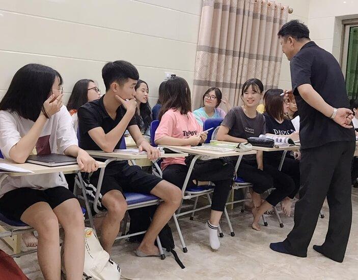 Học tiếng Nhật tại Tiên lãng Hải Phòng