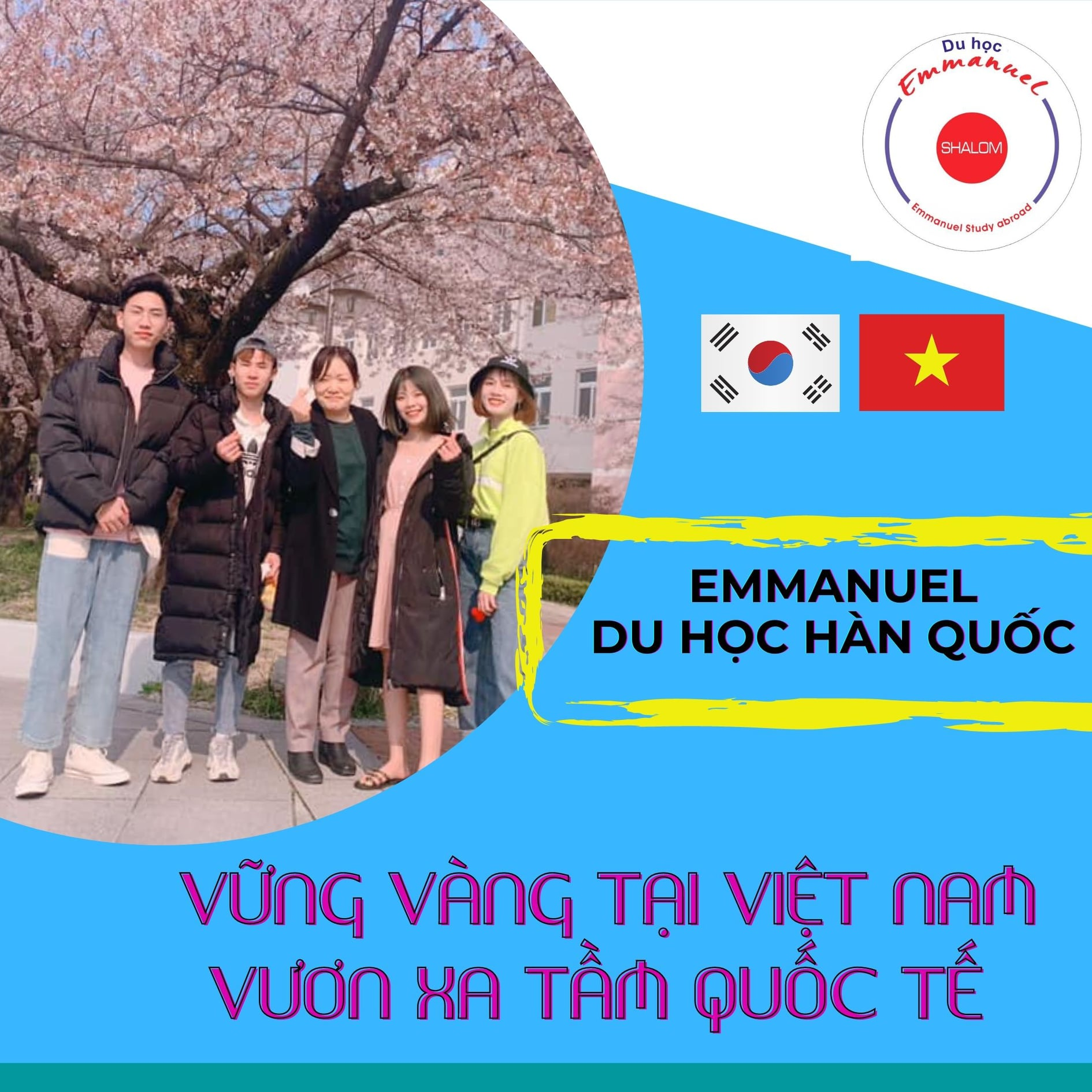 Hồ Sơ Xin Visa Du Học Hàn Quốc Theo Diện Thư Mời Năm 2021