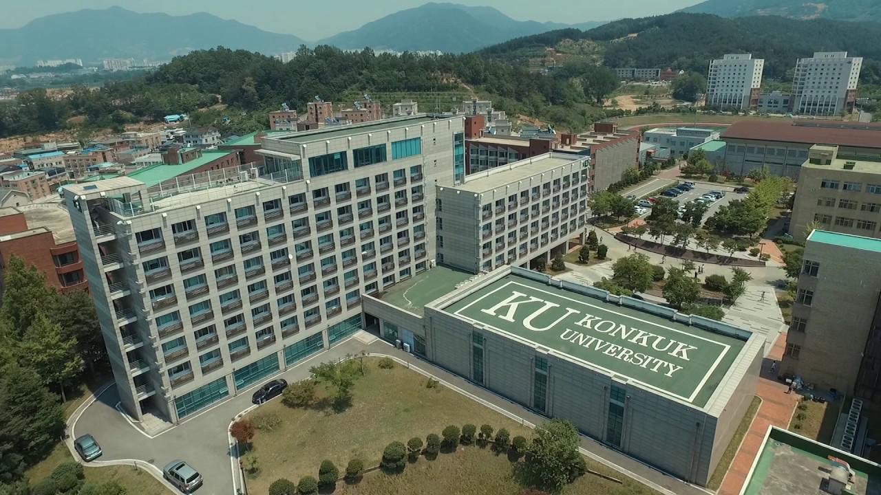 Giới thiệu về trường đại học Konkuk Hàn Quốc - trường Top 1