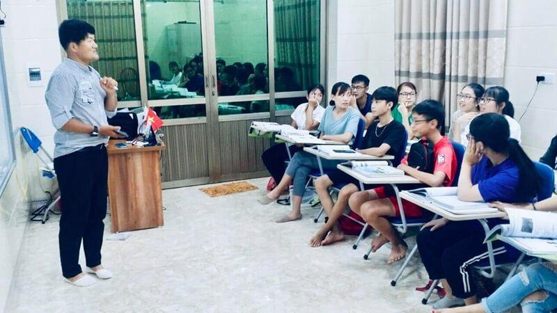 Học tiếng Nhật tại Kiến An Hải phòng