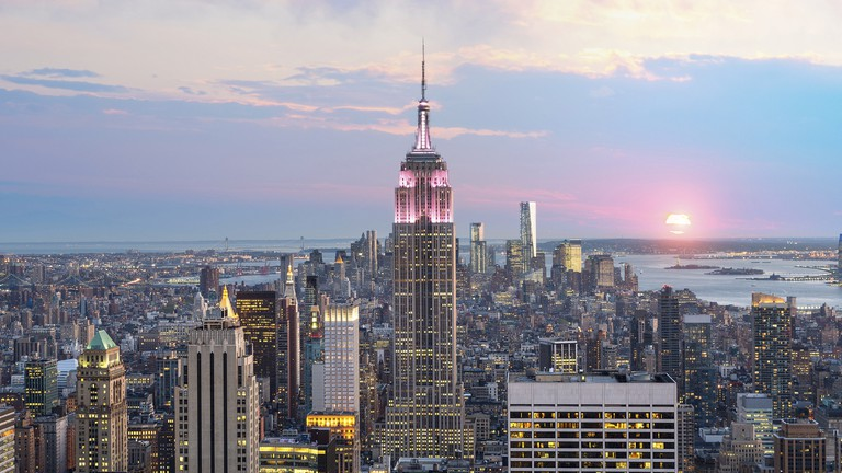 NEW YORK - NƠI TỐT NHẤT ĐỂ HỌC
