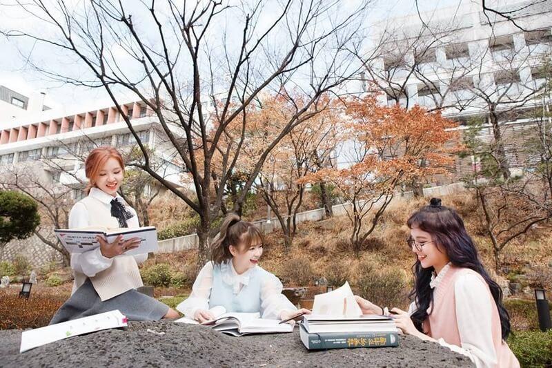 Du học Hàn Quốc Trường Đại học Nữ sinh Duksung