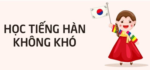 Học tiếng Hàn tại Vĩnh Bảo-Hải Phòng