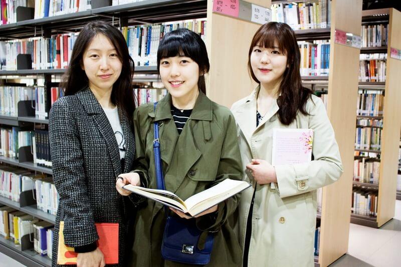Tìm hiểu việc học của người Hàn