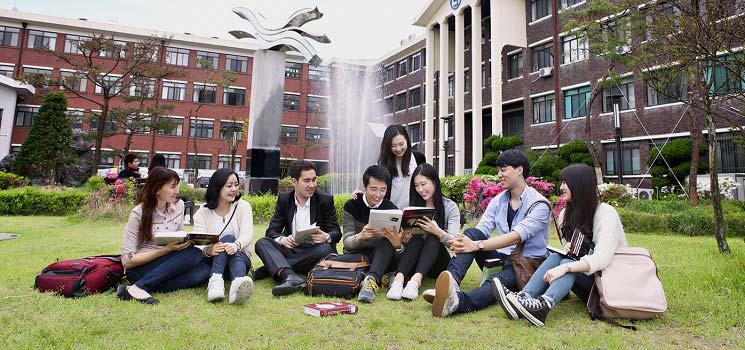 Du học Hàn Quốc Đại học Joongbu