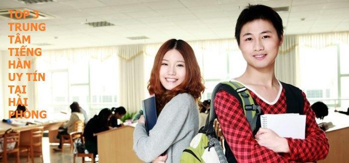 Top Trung tâm dạy tiếng Hàn tốt nhất Hải Phòng