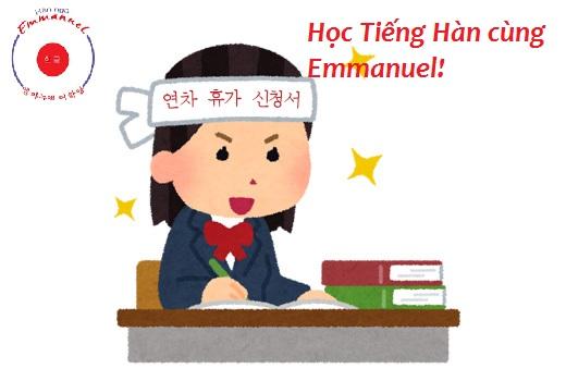 Học tiếng Hàn uy tín tại Hải Phòng