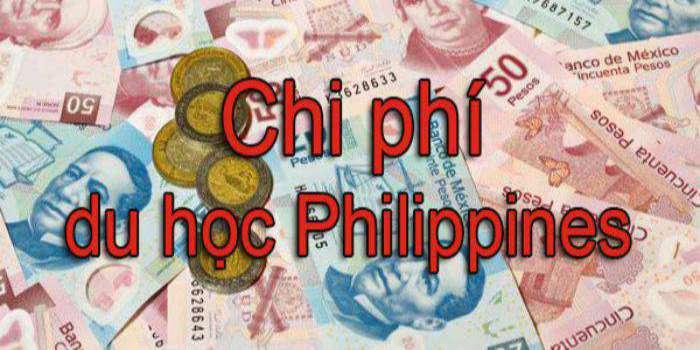 Chi phí Du học Philipipines