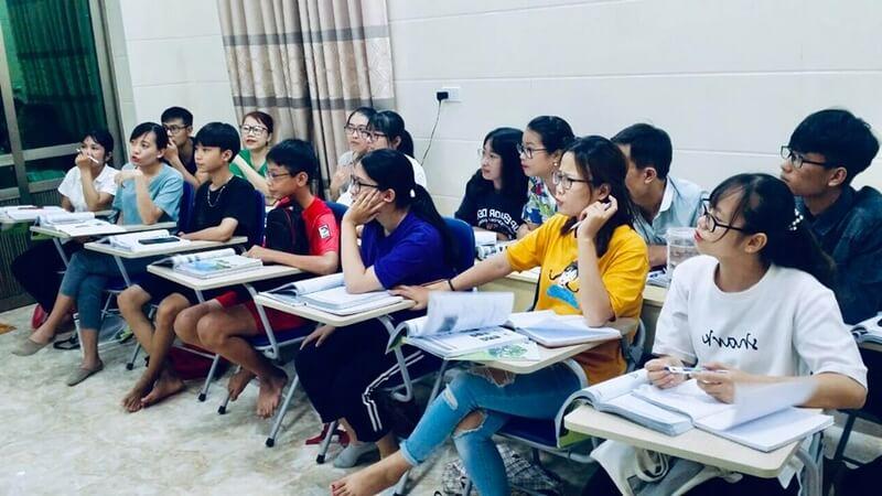 Học tiếng Nhật tại Hải Phòng