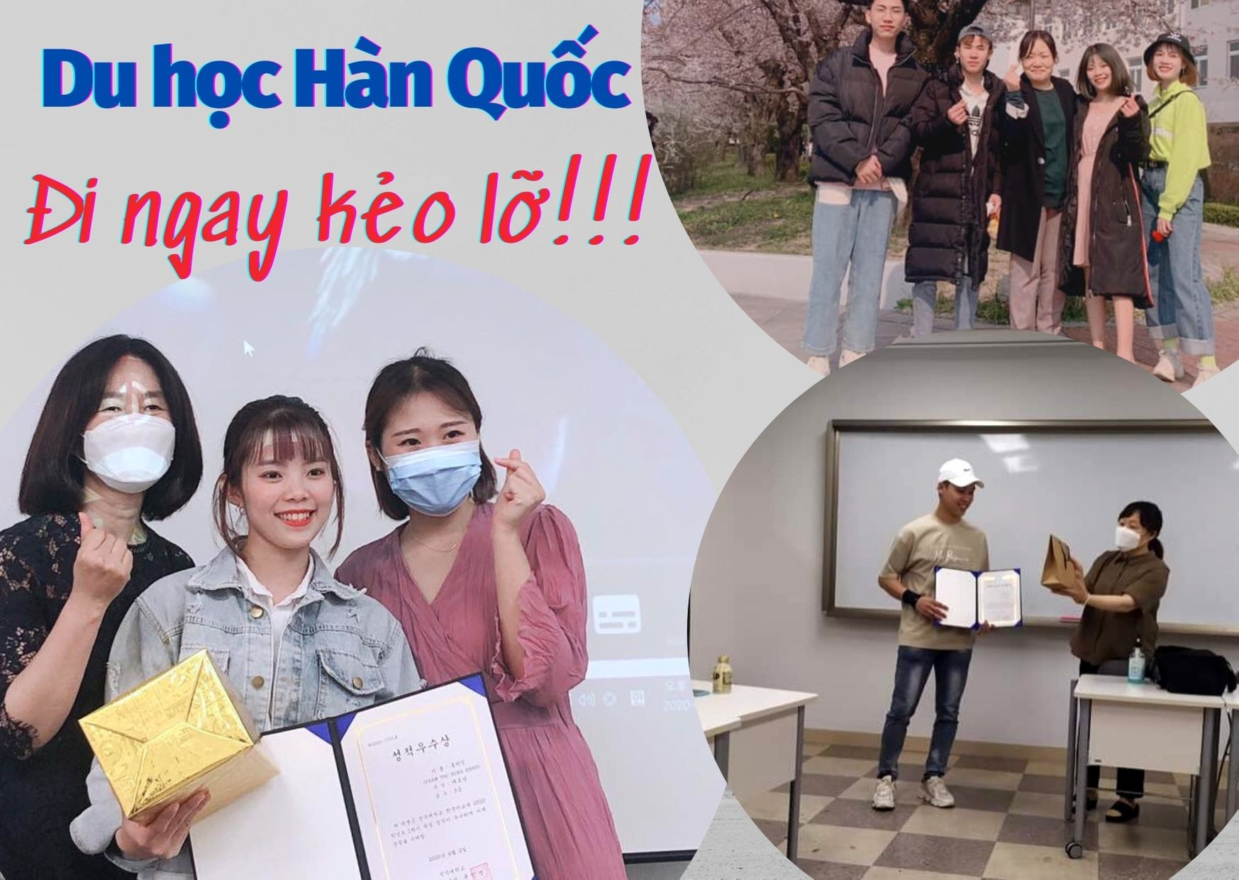 Hướng Dẫn Xin Visa Mã Code - Du Học Hàn Quốc Năm 2021