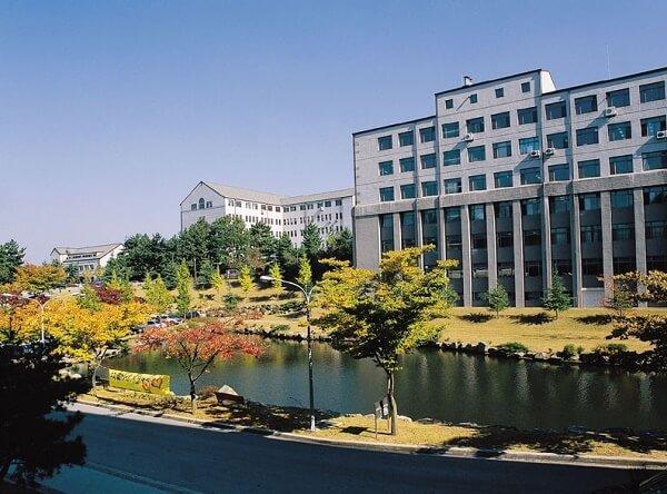 du học Hàn Quốc trường Đại học Hoseo
