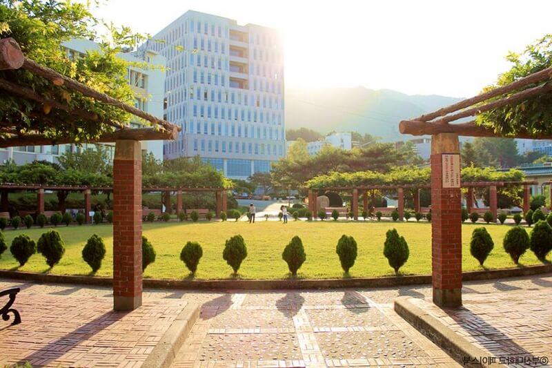 Du học Hàn Quốc trường Đại học khoa học và công nghệ Busan